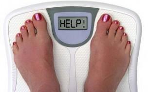 下痢で体重が増えるのが怖い