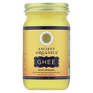 Ancient Organics オーガニックギー(Ghee)バター